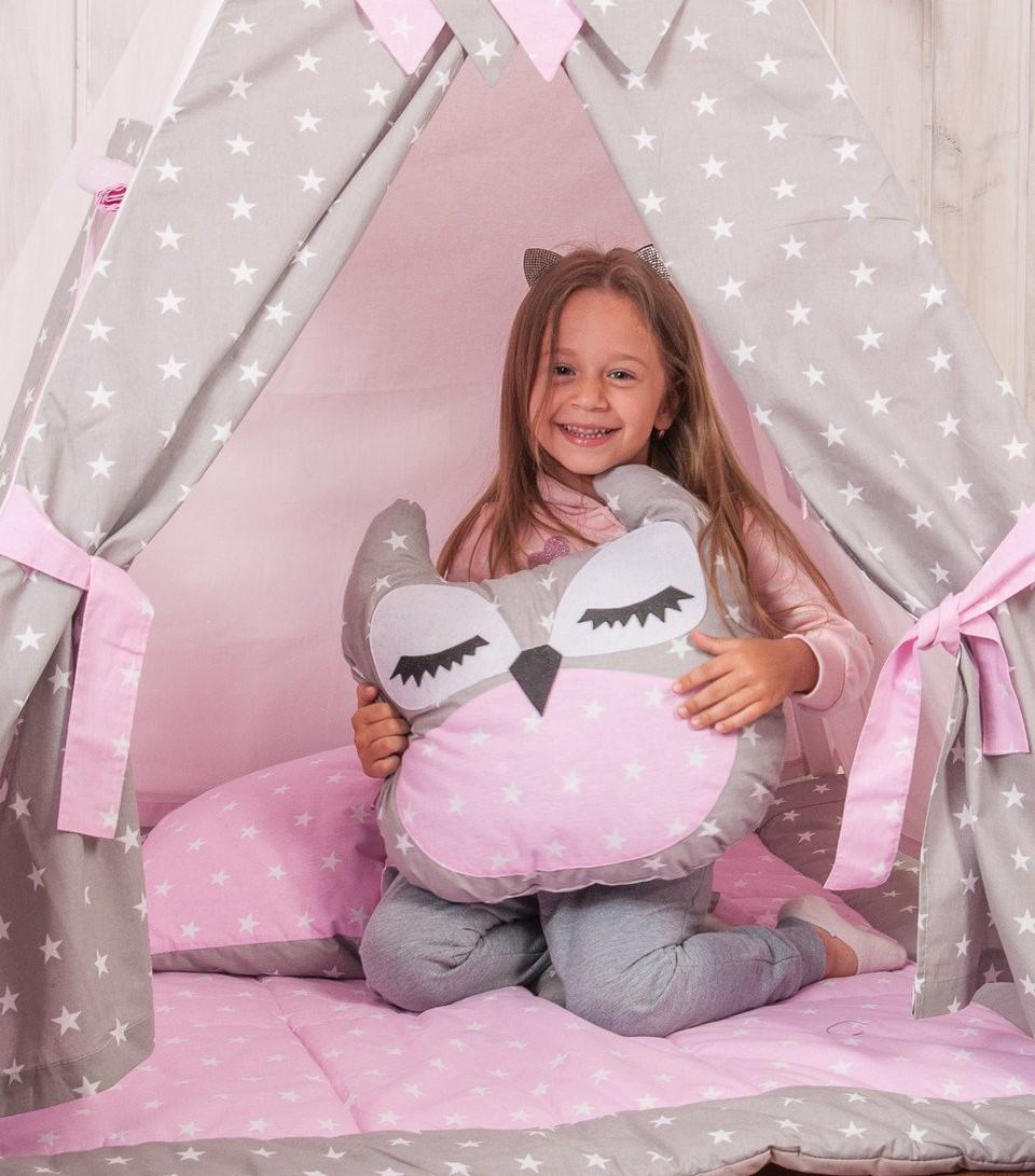 Интересное решение – одеяло+игрушка