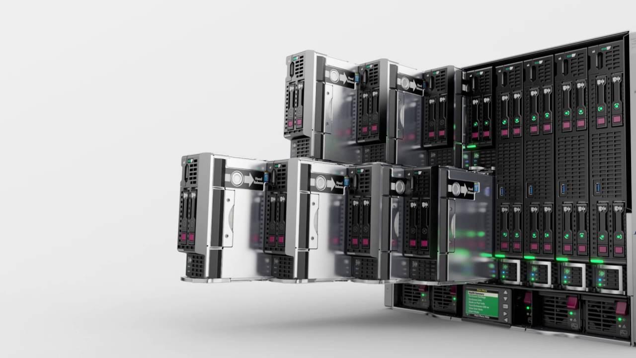 Будущее блейд-серверов