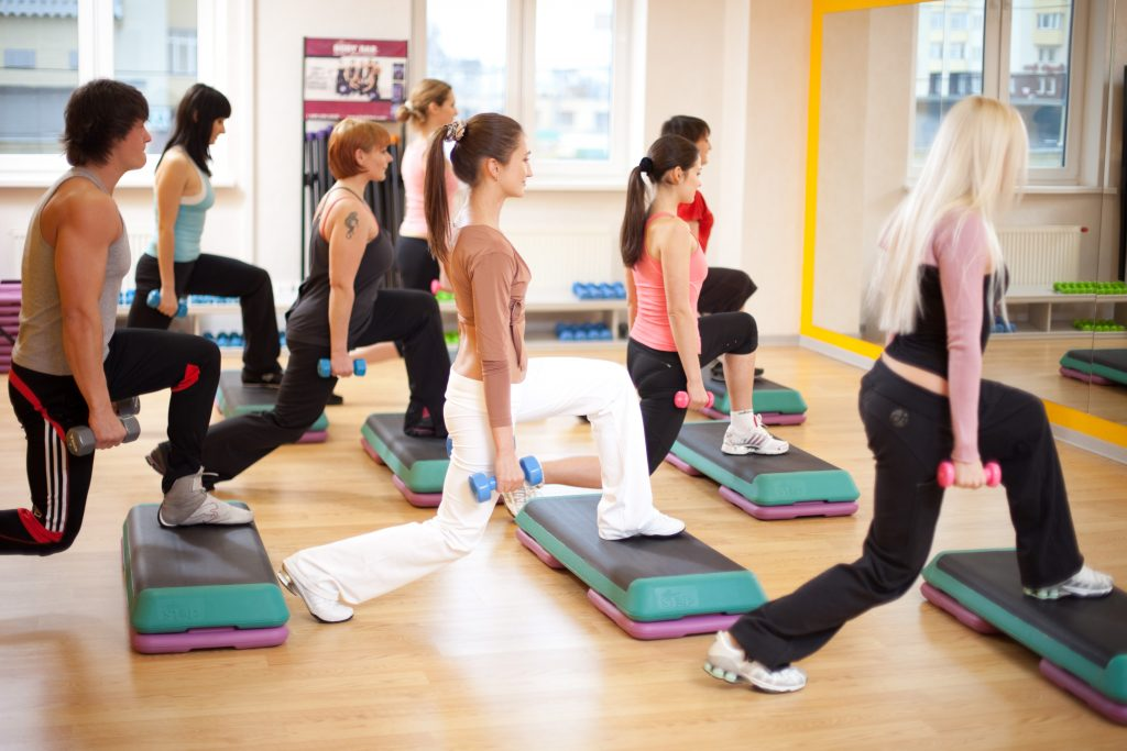 Фитнес для улучшения и поддержания хорошего здоровья